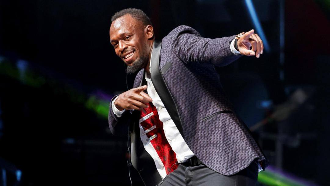Usain Bolt, 34 anni. Epa