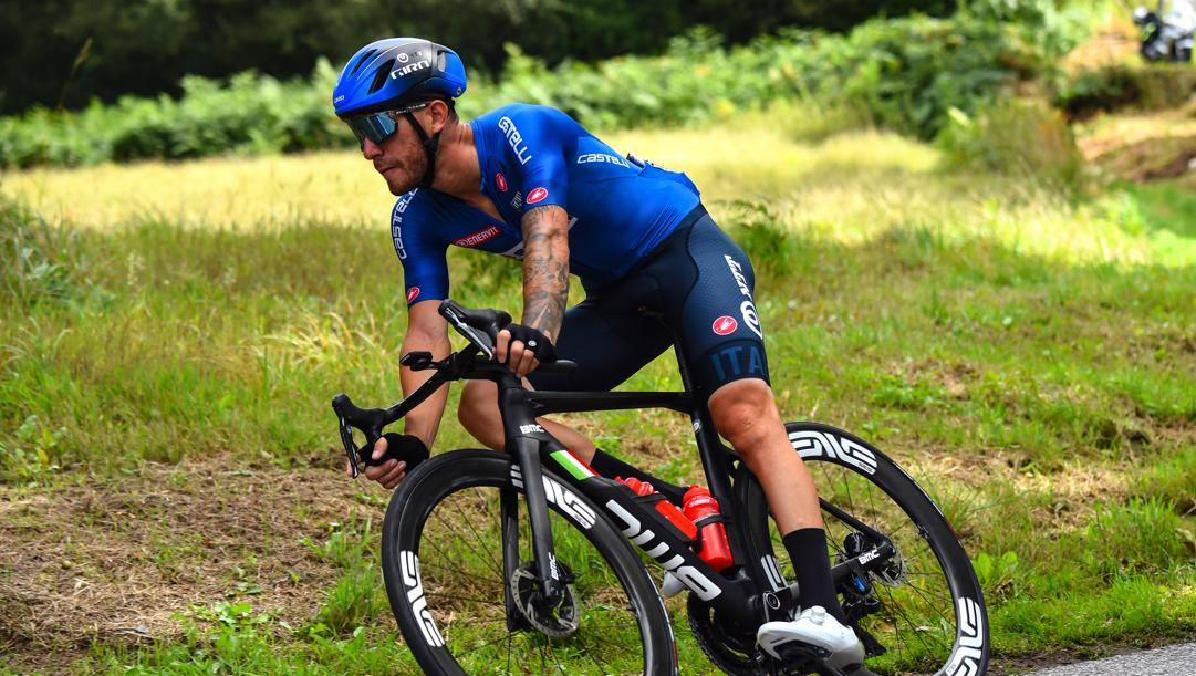 Ciclismo, Nizzolo show: è campione europeo - Sportmediaset