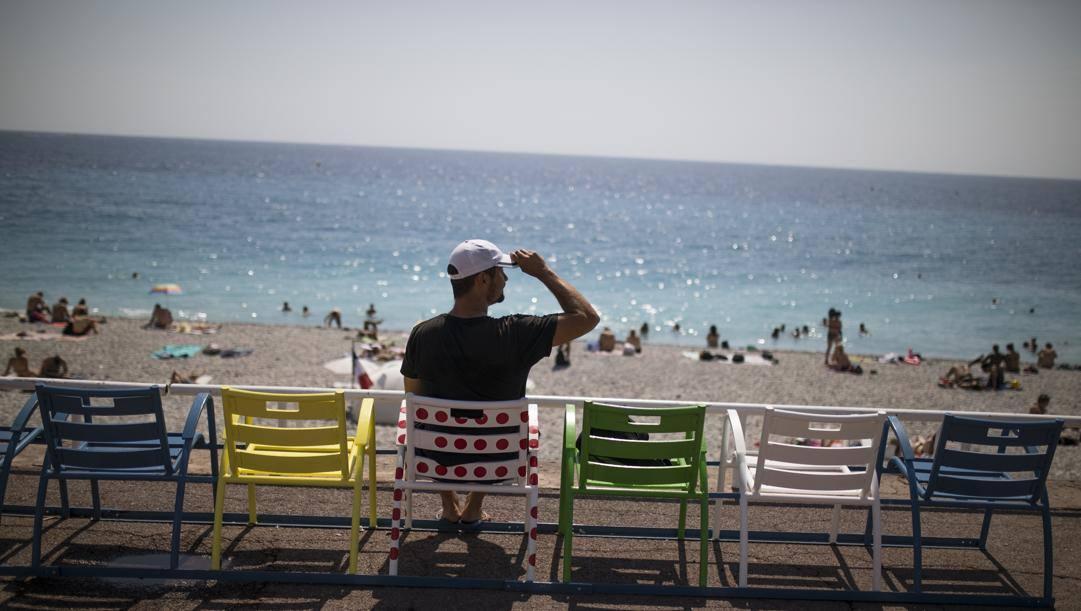 Nizza ospita la Grande Partenza del Tour. Lapresse