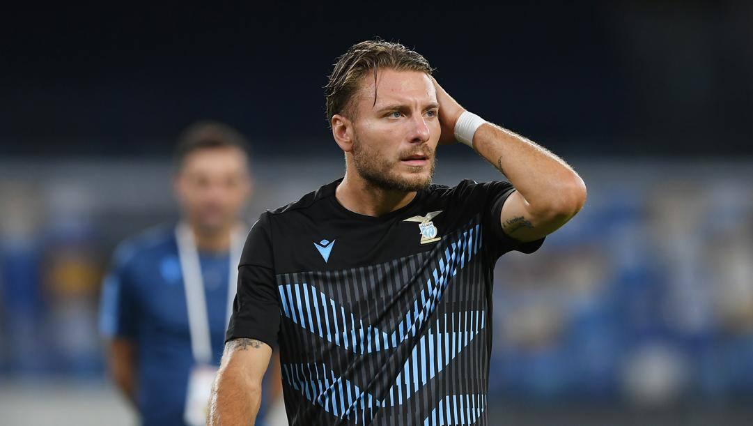 Lazio, ingaggio record per Immobile: la firma dopo la Nazionale