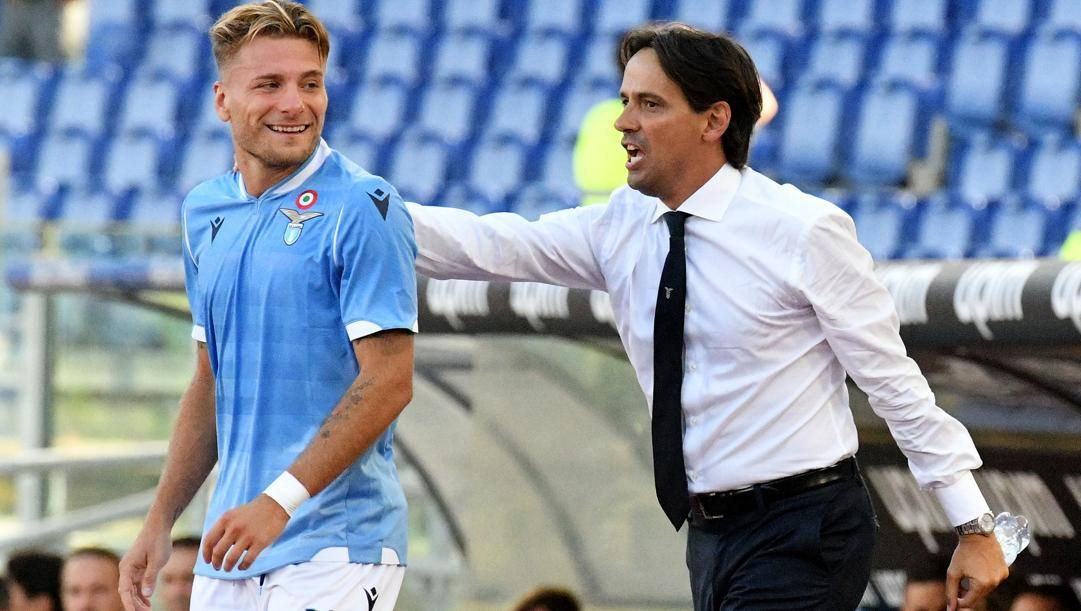 Lazio, Immobile vince i Panini Awards: battuti Ronaldo e Lukaku