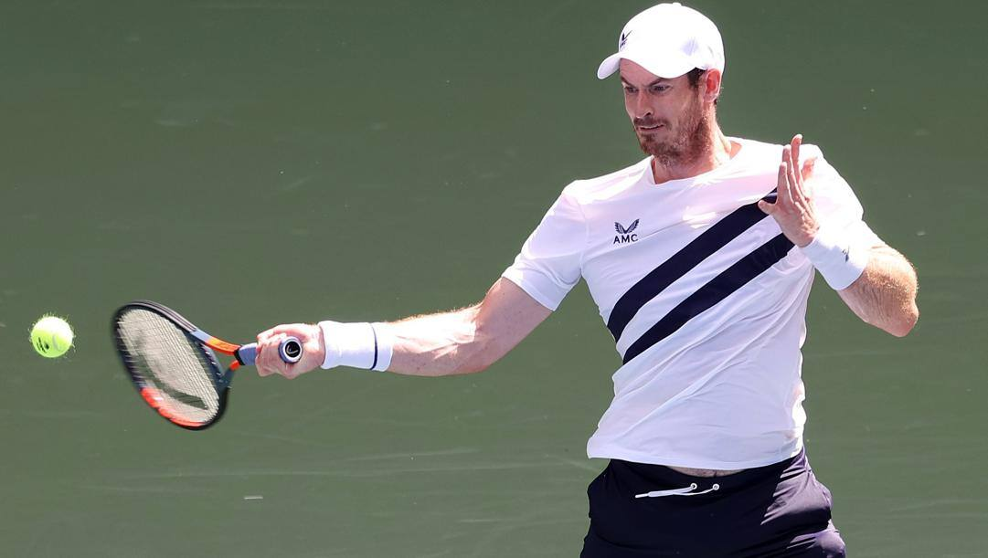 Andy Murray. Afp