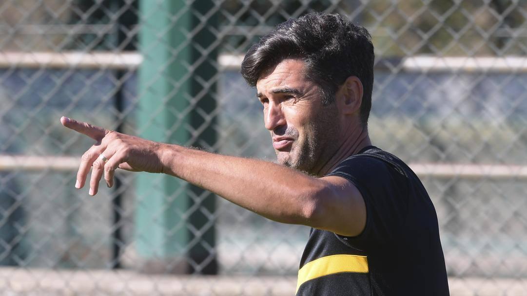 Paulo Fonseca. Lapresse