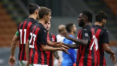 Diretta Milan Monza 4 1 Gol Di Calabria Maldini Kalulu E Colombo La Gazzetta Dello Sport