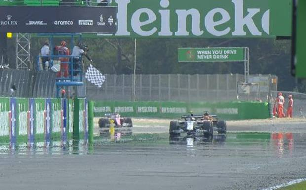 Pierre Gasly trionfa nel GP d'Italia