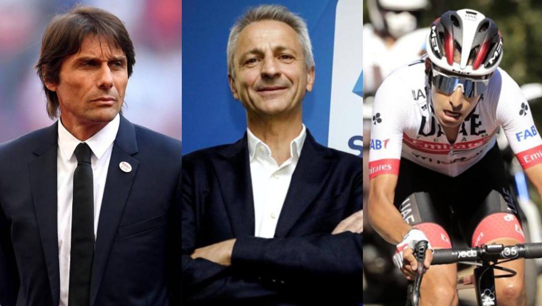 Conte, Dal Pino e Aru