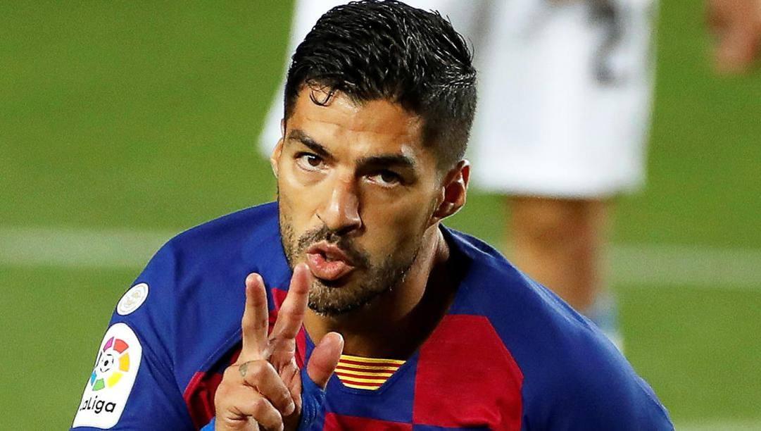 Luis Suarez, 33 anni. Epa