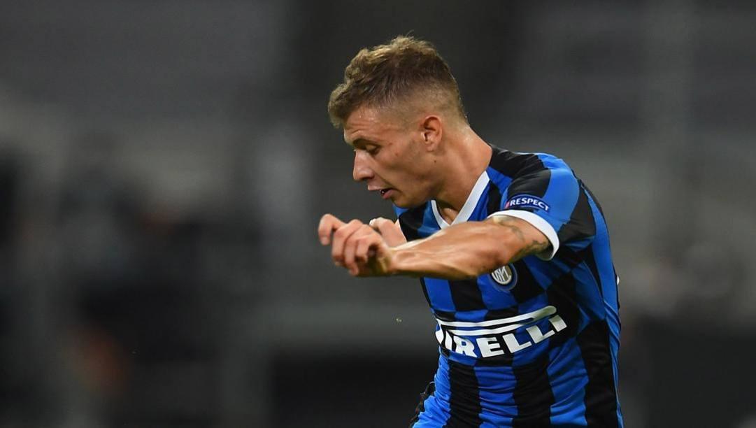 Nicolò Barella, centrocampista dell'Inter. Getty