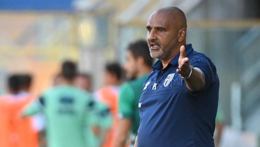 Fabio Liverani, nuovo tecnico del Parma. Lapresse