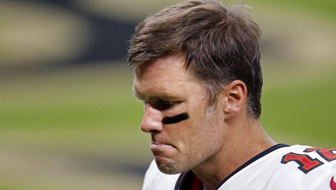 Tom Brady, 43 anni, prima stagione a Tampa. Ap