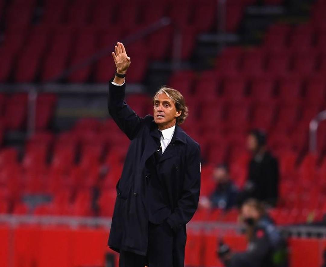Roberto Mancini, Ansa