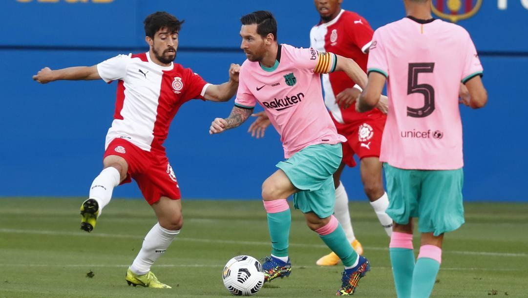 Lionel Messi, 33 anni. Ap