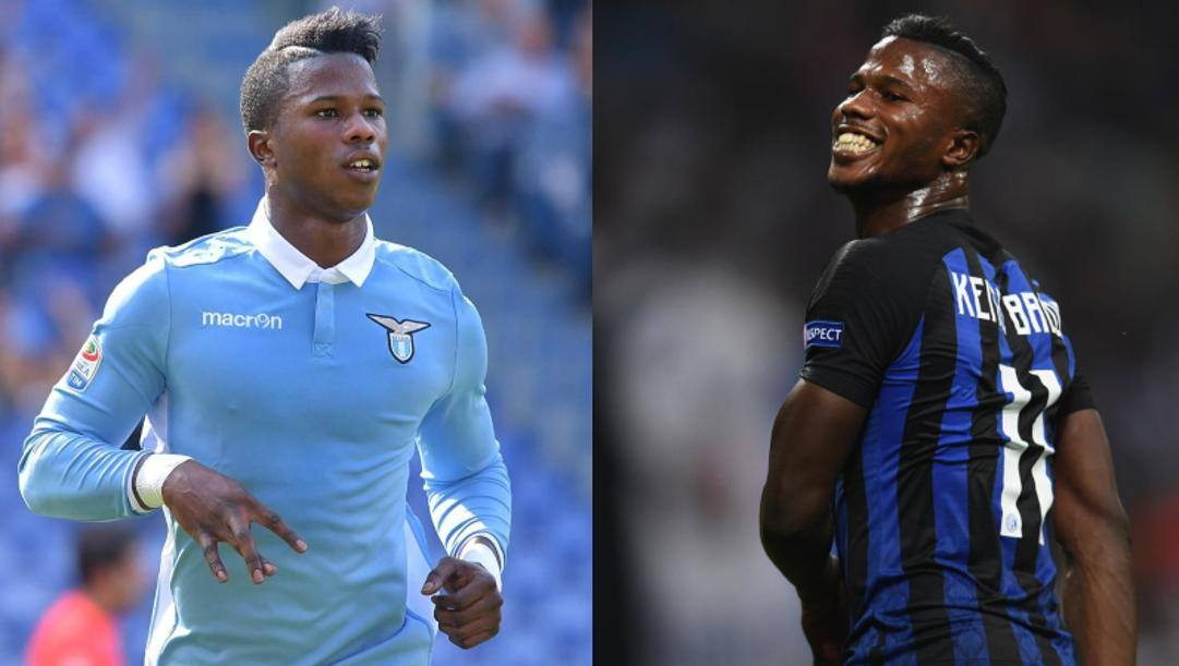 Keita alla Lazio e all'Inter. Lapresse