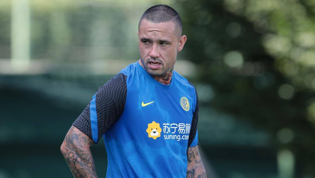 Radja Nainggolan. Getty