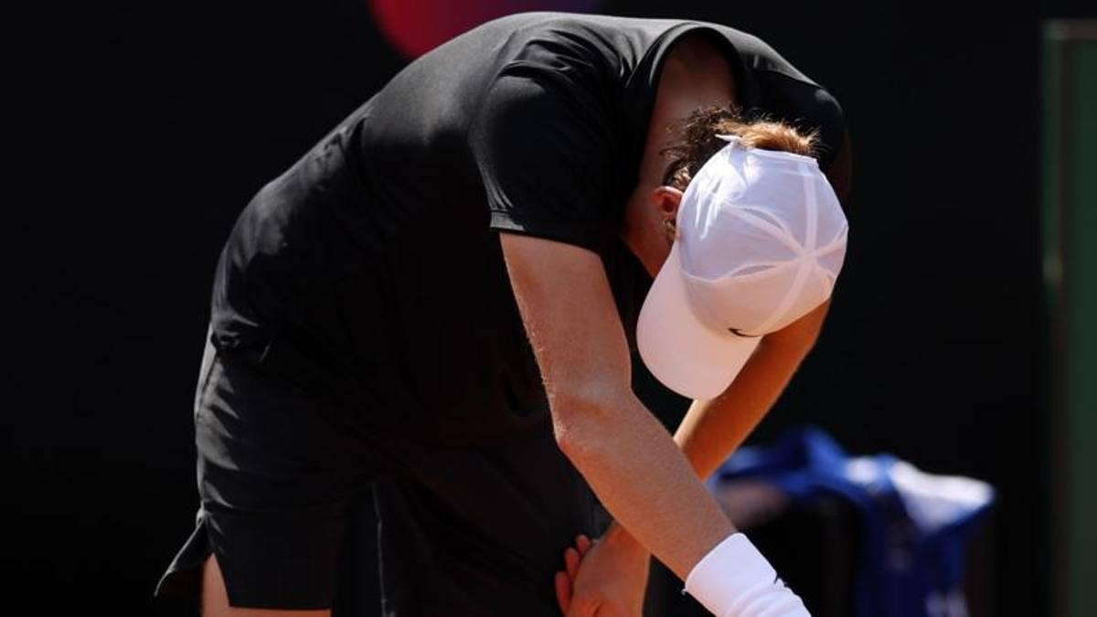 FINALE Dimitrov-Sinner 4-6 6-4 6-4: Jannik sconfitto, viene ...
