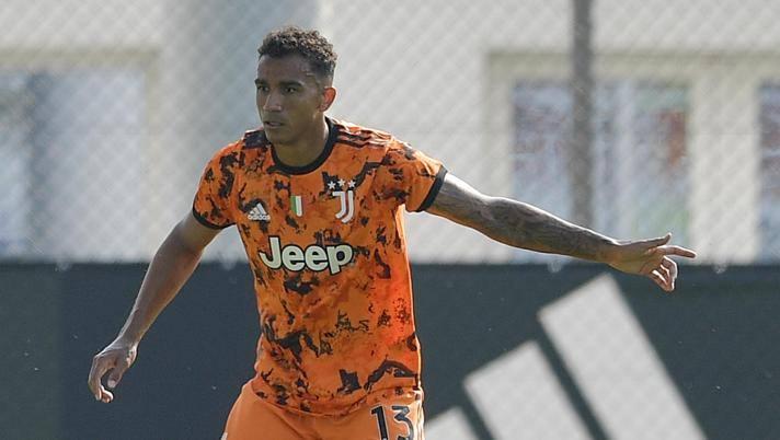 Danilo, seconda stagione alla Juve. Getty