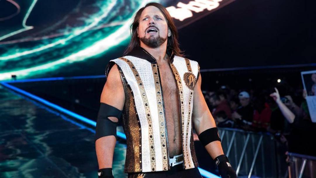 AJ Styles, 43 anni