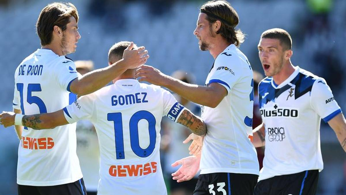 FINALE Torino-Atalanta 2-4: entrano Mojica e Lammers all'esordio ...