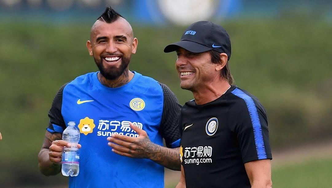 Vidal e Conte. Getty Images