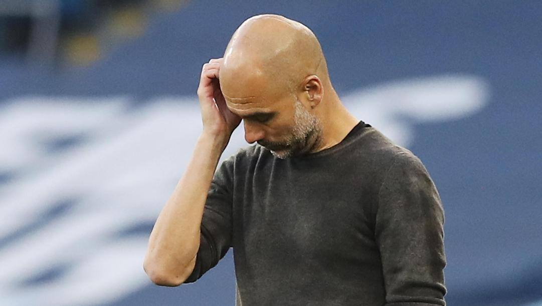 Pep Guardiola, 49 anni. Ap