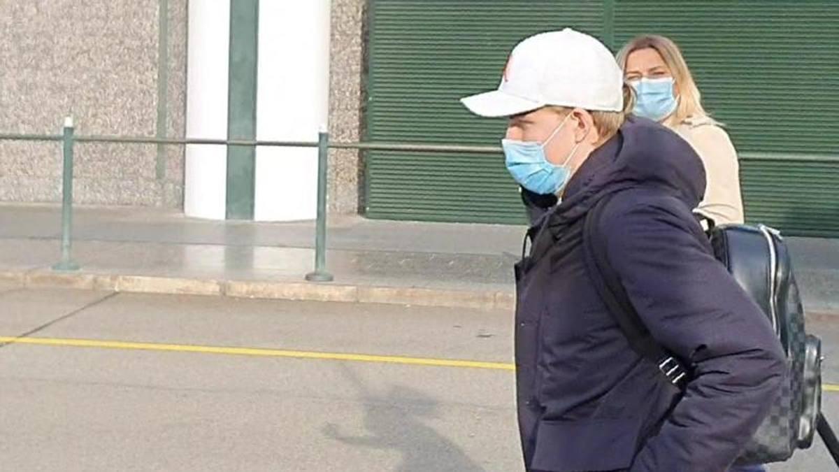 """Hauge è atterrato a Malpensa, inizia l'avventura al Milan: """"Pronto alla sfida"""""""