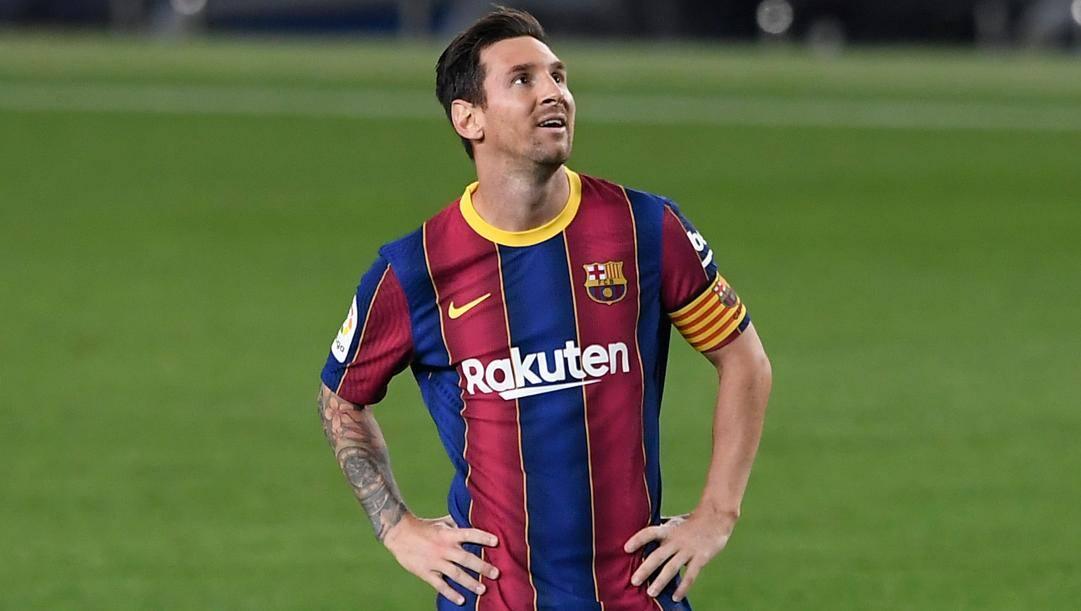 Leo Messi. Afp