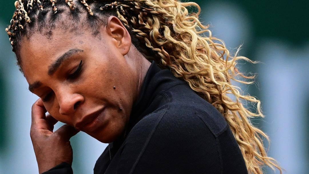 Serena Williams. Ap