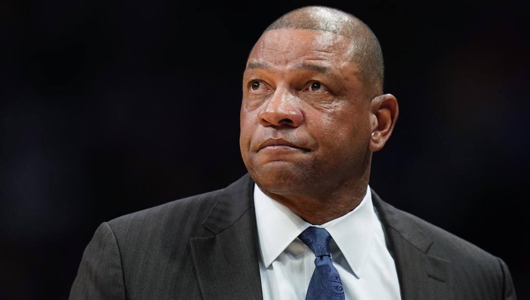 Doc Rivers, 58 anni: i Sixes saranno la quarta squadra della sua carriera da coach dopo Magic, Celtics e Clippers. AP