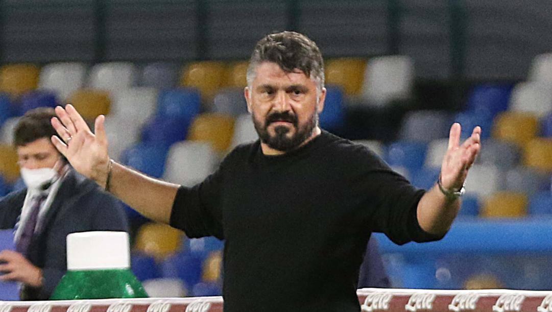 Gennaro Gattuso, 42 anni. Ansa