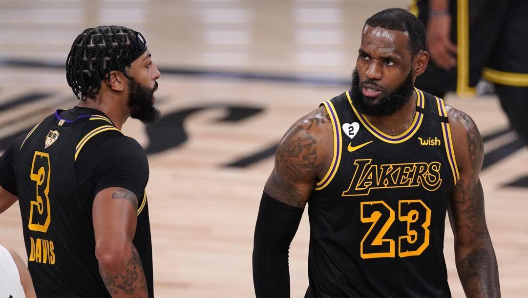 NBAFinals G2- Miami lotta stoicamente, ma i Lakers ne hanno di più e vanno sul 2-0