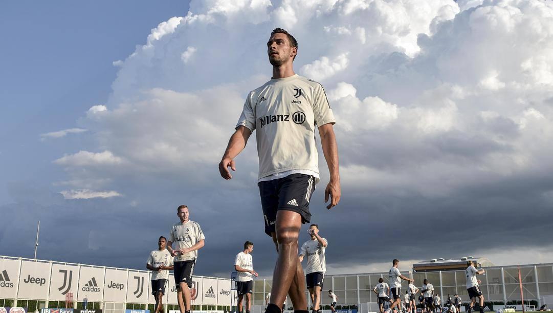Mattia De Sciglio, 27 anni, difensore della Juventus. GETTY