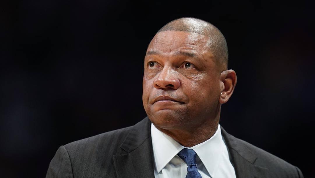 Doc Rivers, 58 anni, nuovo tecnico dei Sixers. Ap