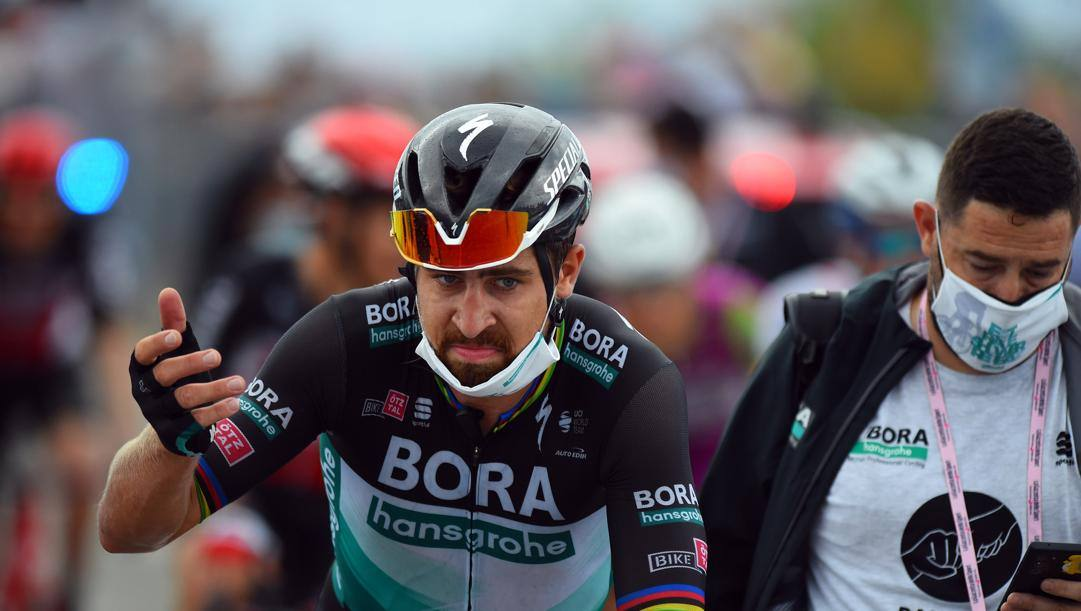 Peter Sagan, 30 anni. Bettini