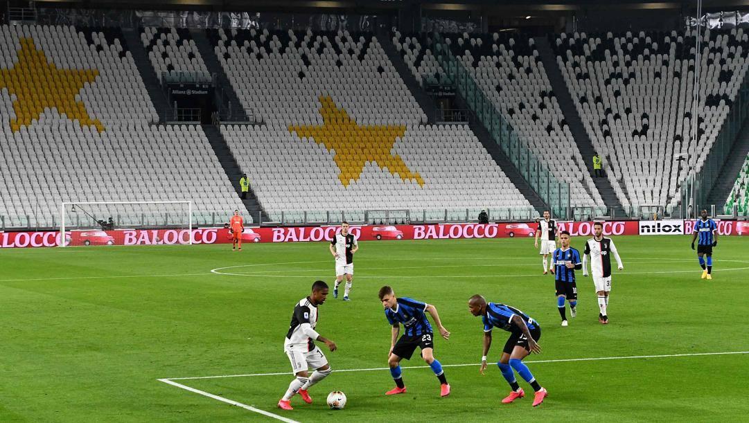 Juventus e Inter, le squadre con gli stipendi più alti della A. Afp