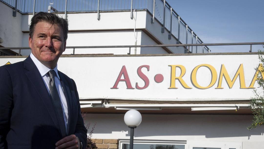 Fonseca, mercato della Roma rimandato: