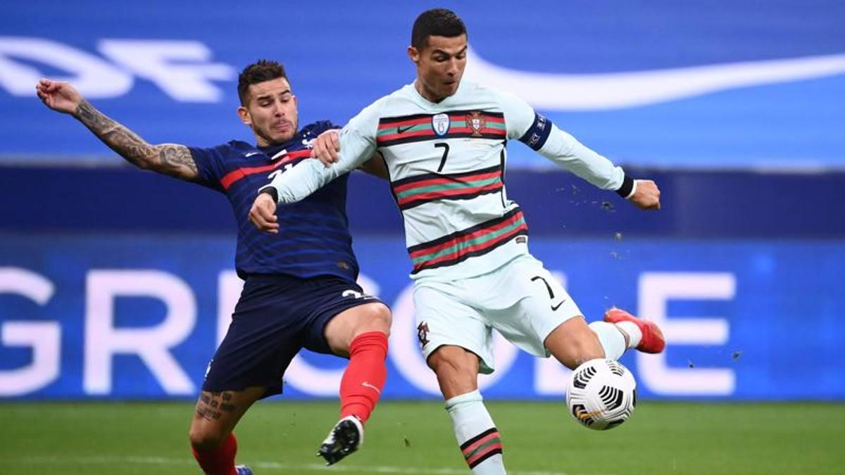 Francia e Portogallo non si fanno male. Solo 0-0 tra Mbappè e ...