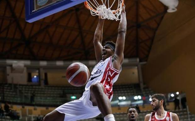 Zach LeDay, 26 anni, ala di 201 cm, prima stagione all'Olimpia CIAMILLO