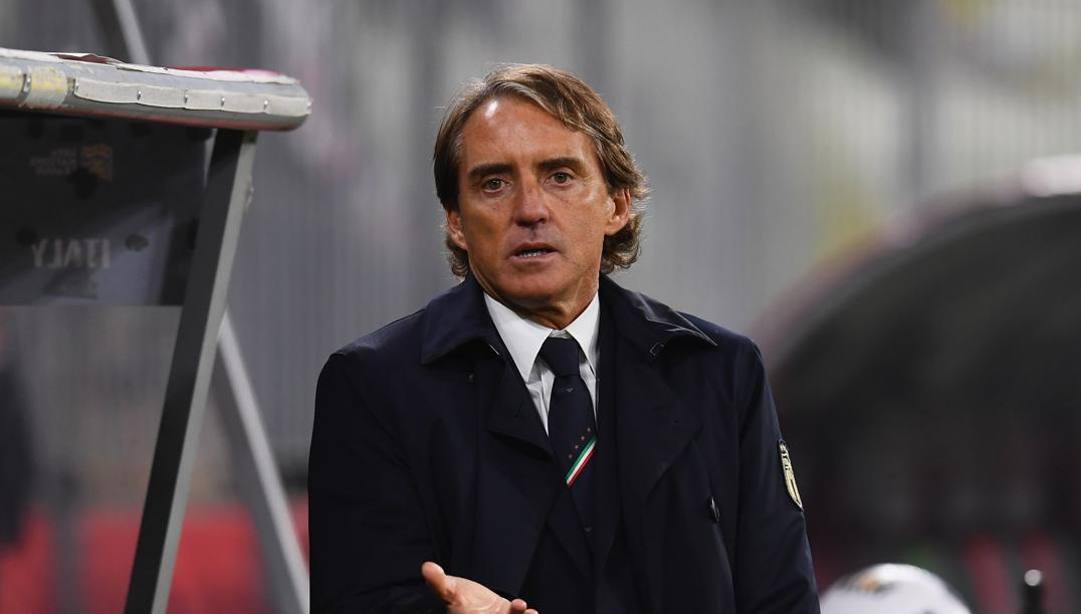 Roberto Mancini, 55 anni. Getty Images