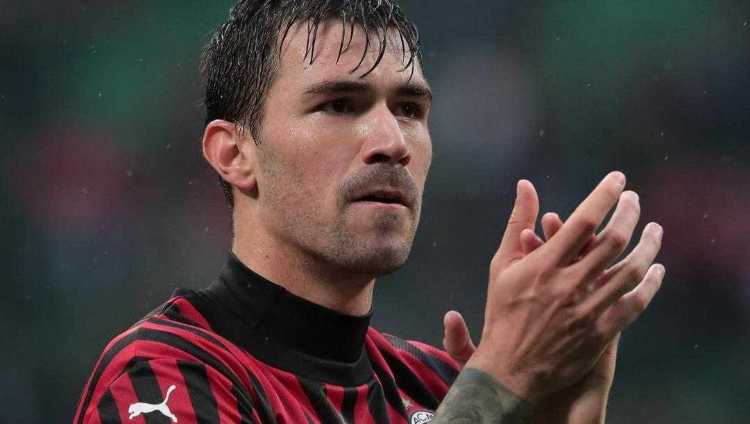 Alessio Romagnoli. Getty