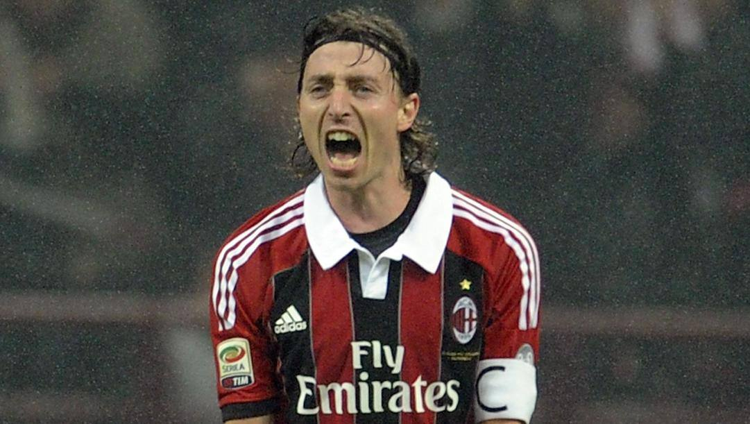 Riccardo Montolivo. Getty Images