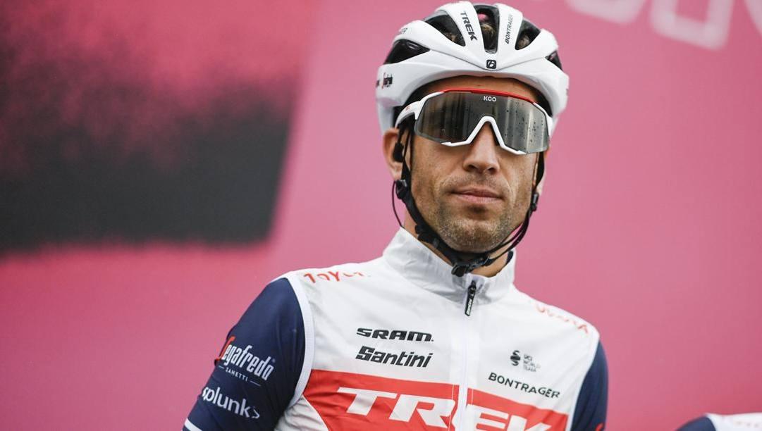 Vincenzo Nibali, 35 anni. LaPresse