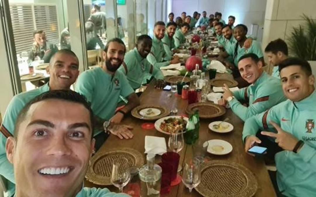 Cristiano Ronaldo positivo al Covid: asintomatico in isolamento