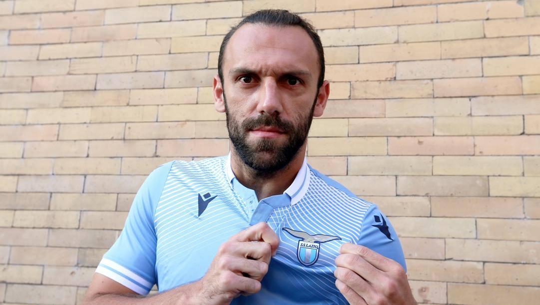 Vedat Muriqi, prima stagione alla Lazio. Getty