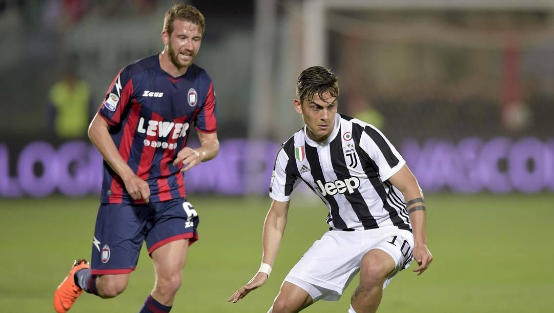 Dove vedere Crotone-Juventus, streaming gratis e diretta tv?