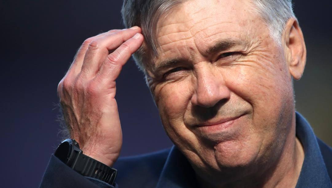 Carlo Ancelotti, 61 anni. Getty Images