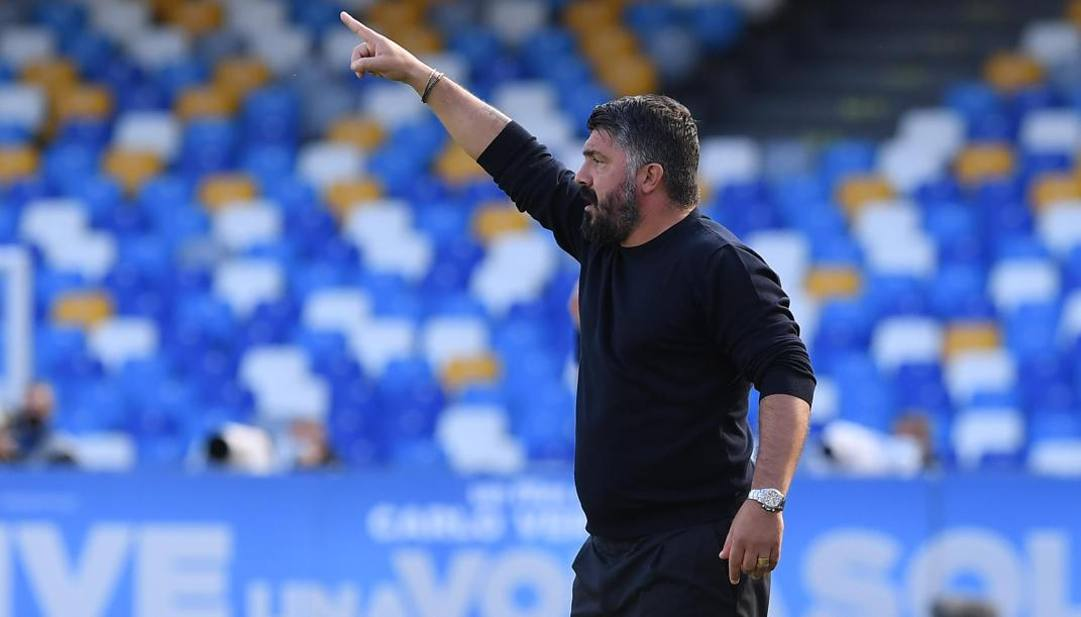 Gennaro Gattuso. Getty