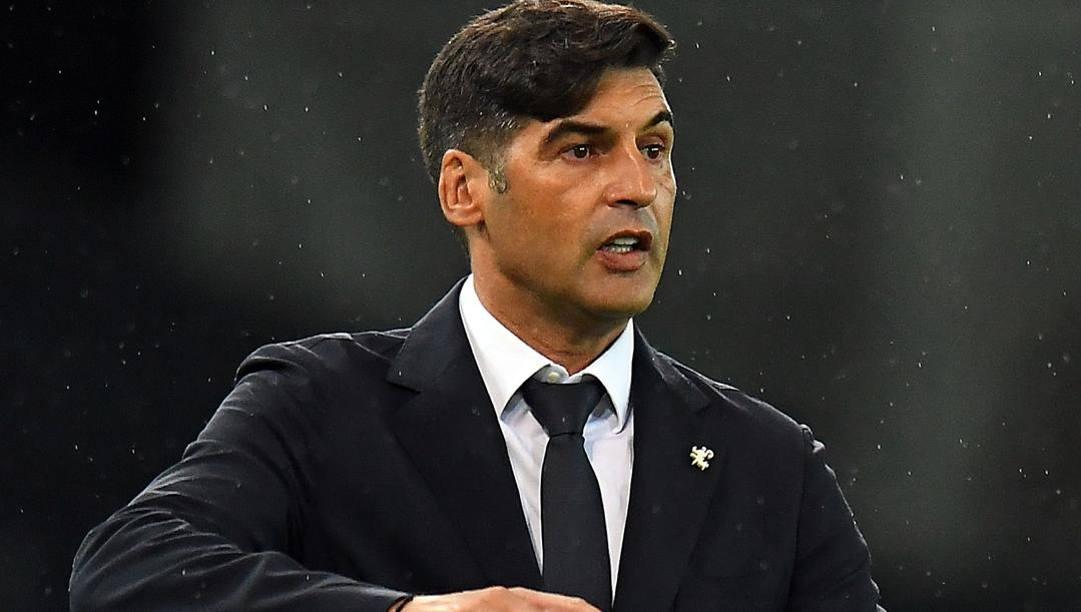 Paulo Fonseca. Getty