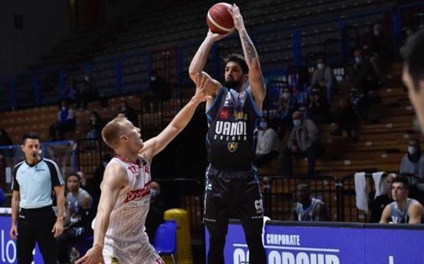 Fabio Mian, 28 anni, ala di 196 cm, prima stagione a Cremona CIAMILLO