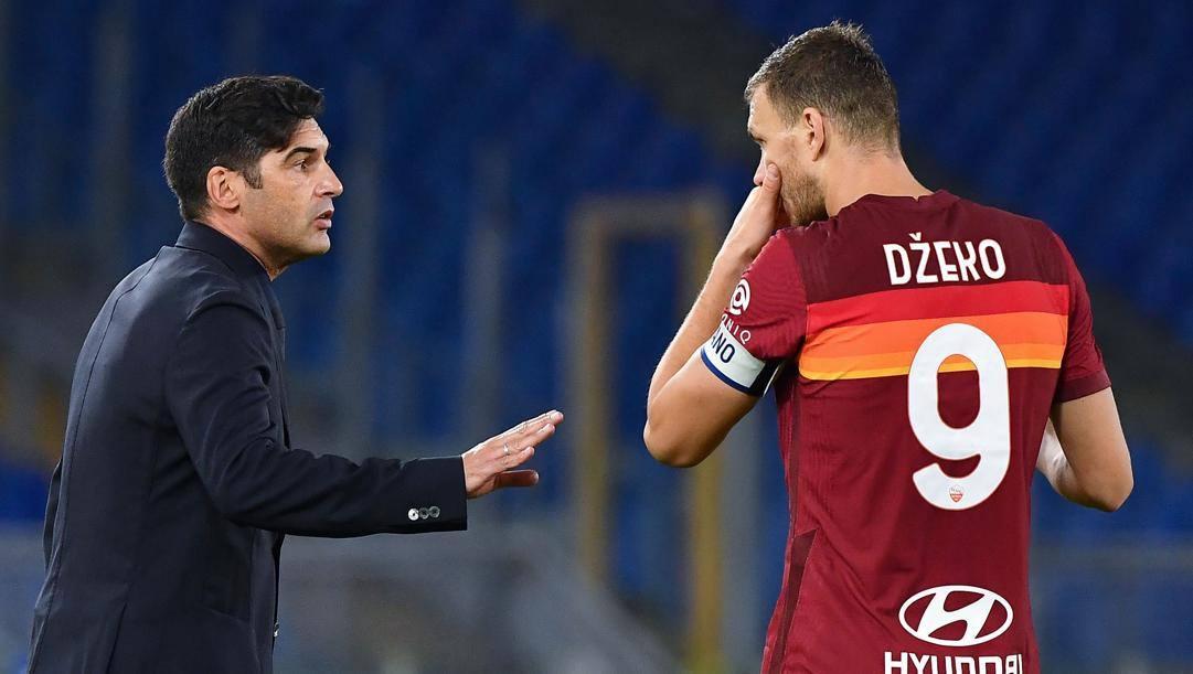 La Roma ribalta lo Young Boys