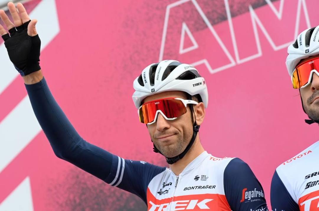 Vincenzo Nibali, 35 anni, LaPresse